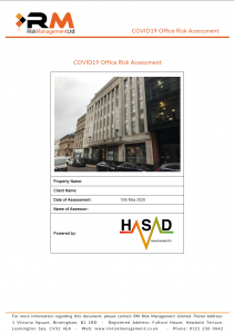 COVID-19 Risk Assessment Service