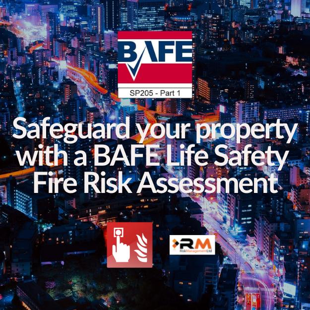 BAFE Life Safety Fire Risk Assessment